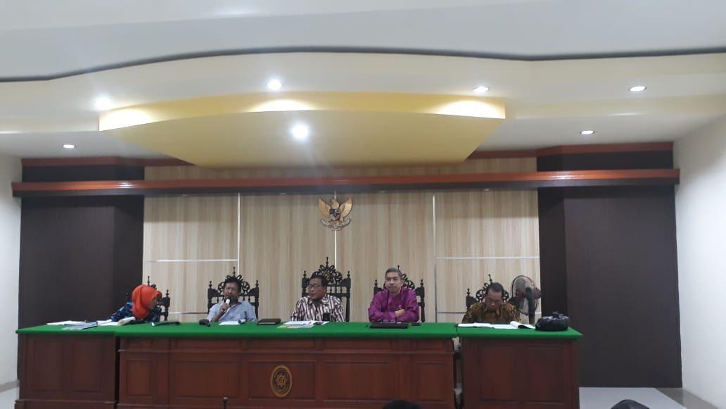 Agenda Rapat Pengadilan Agama Sumenep